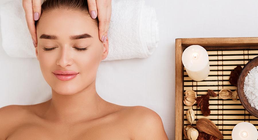 Reflexoterapie faciala cu saculeti de plante medicinale si introducere in aromaterapie