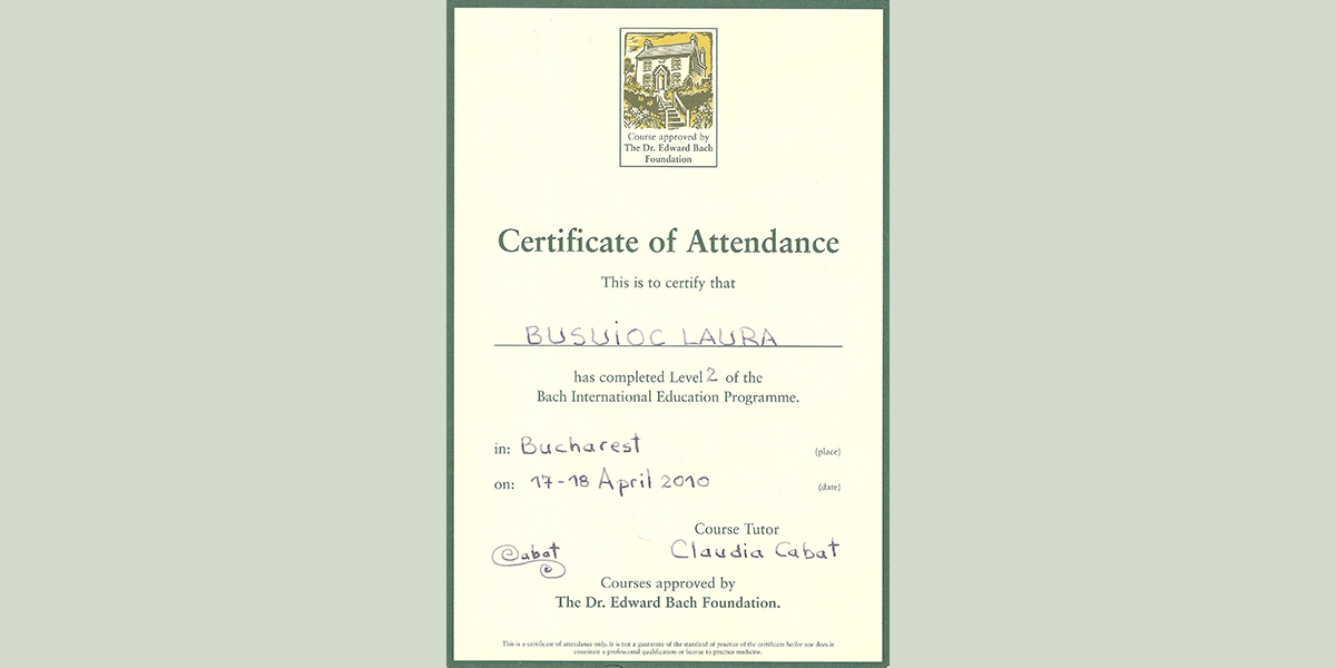 certiciate-of-attendance