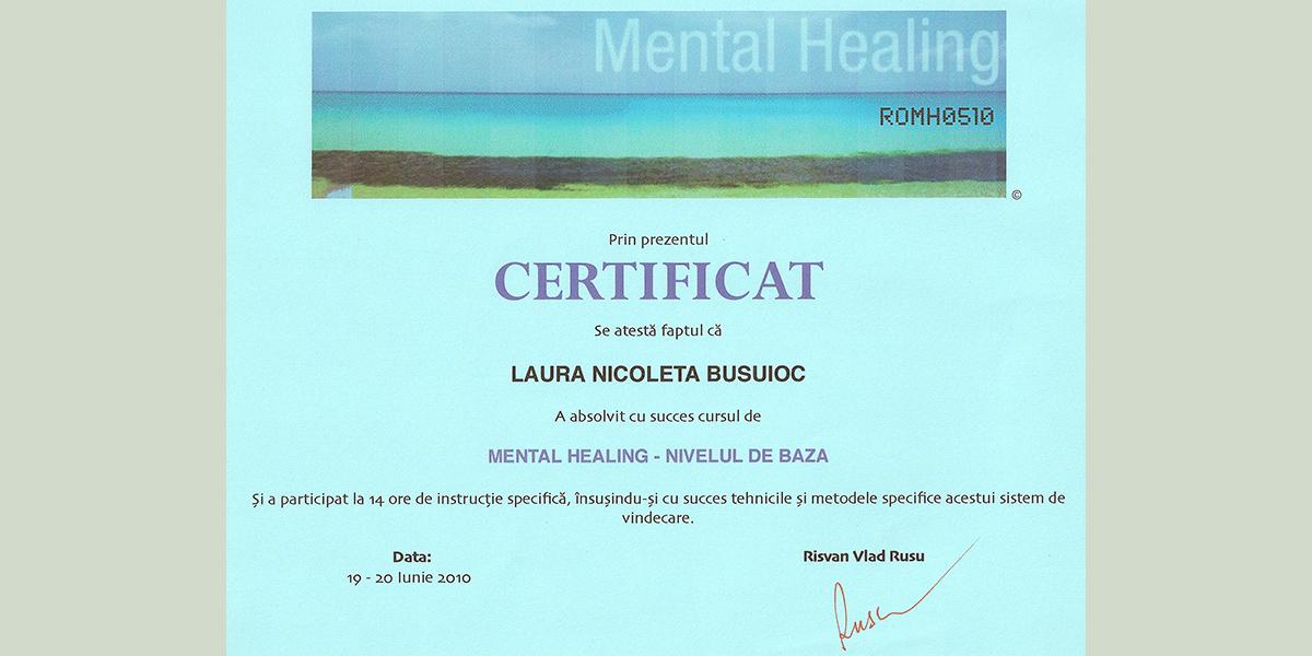 certificat-mental-healing
